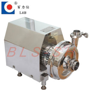 Food Grade Stainless Steel Sanitary Centrifugal Pump pictures & photos