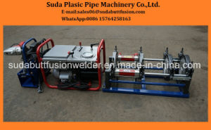 Sud40-200mm Semi Automatic Butt Welding Machine pictures & photos