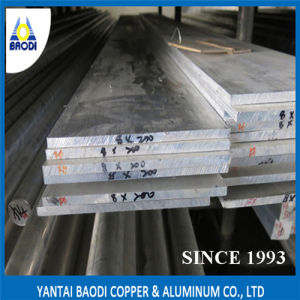 Aluminum Flat Bar 6082 6061 6063 T6 pictures & photos