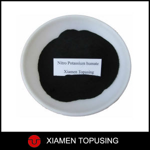 Nitro Potassium Humate Powder pictures & photos