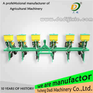 High Quality Farm Machine 2 Rows Corn Seeder pictures & photos