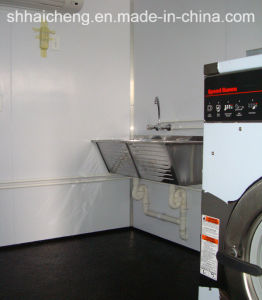 Modified Shipping Container Used for Clothes Washing Room(Shs-Mc-Ablution002 pictures & photos