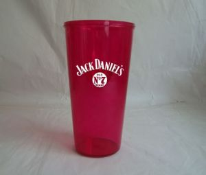 Colorful Transparent PP Plastic Cup Plastic Beer Cup pictures & photos