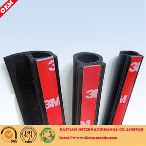 Adhesive Car Door Window Rubber Seal Strip pictures & photos