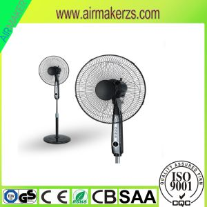 GS Ce Plastic Cooling 45W 16 Inch Cheap Pedestal Fan pictures & photos