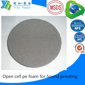 Eco-Friendly Open-Cell PE Foam Sheet pictures & photos