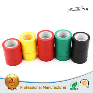 Factory Wholesale PVC Insulation Tape pictures & photos