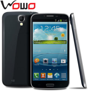 Black 6inch Mt6592-1.7GHz Dual Core HD9800 1280*720 Capacitive Low Price Mobile Phone Made in China HD9800