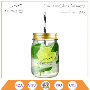 Quarter Glass Mason Jars with Cap pictures & photos
