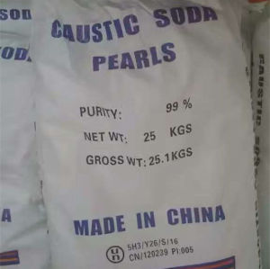 Flakes/Pearls /Naoh/Caustic Soda pictures & photos