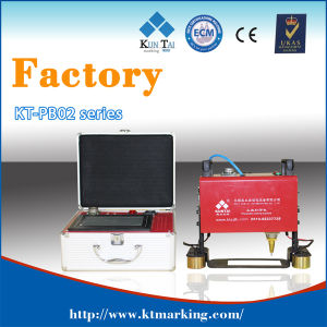 CNC Pneumatic DOT Pin Marking Machine Pb02 pictures & photos