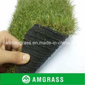 Premium Natural Green Landscape Leisure Decking Grass (AMF411-30L) pictures & photos