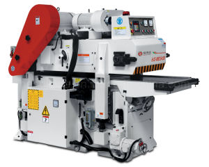 Circular Knife Double-Side Planer and Moulders Woodworking Machine (HJD-MB2045-AL)