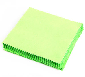 Super Microfiber Glasses Cleaning Cloth pictures & photos