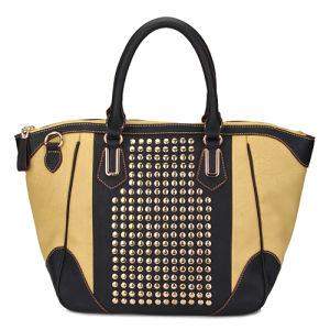 2014 Newest Rivets Women Fashion Designer Handbag (MBLX033165) pictures & photos