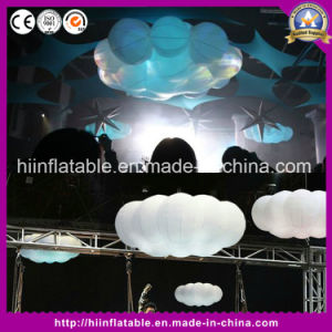 Hot Sale Advertising Inflatable Cloud LED Shaped Balloons pictures & photos
