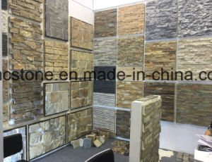 18*35cm Natural Green Slate Stone Veneer pictures & photos