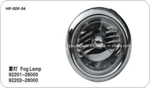 Fog Light for Hyundai Sonata (HP-92201 26000 / HP-92202 26000)