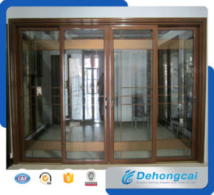 Top Quality Thermal Break Aluminium Door Design pictures & photos