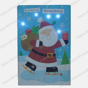 Christmas Music Card, Christmas Gift (S-1101) pictures & photos