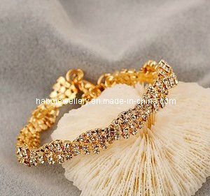 Claw Chain Diamond Shining Fashion Bracelet (XBL12711) pictures & photos