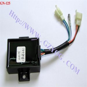 Yog Electronic Parts Motorcycle Cdi for Gn125 Suzuki En125 pictures & photos
