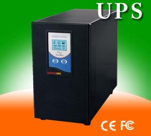 Popular Long Backup Power Office Equipment UPS pictures & photos