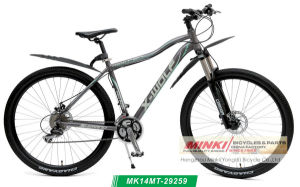29′′er Adult Mountain Bike with 24 Speeds (MK14MT-29259) pictures & photos