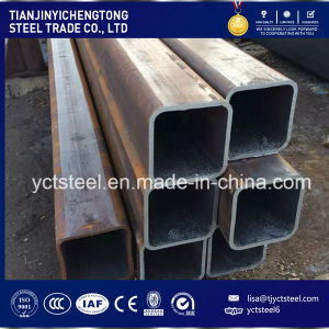 Shs Rhs Section Carbon Galvanized Steel Tube / Pipe Ss400 pictures & photos