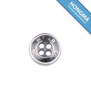 Four Holes Shirt Button (1919-2030)