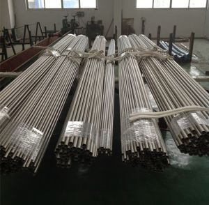 SGS 304 304L Stainless Steel Seamless Pipe