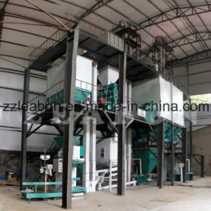Whole Set Complete Animal Feed Pellet Production Line pictures & photos