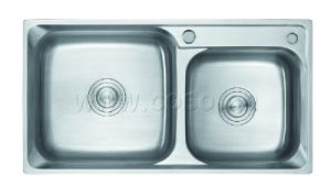 Stainless Steel Kitchen Sinks Ub3069 pictures & photos