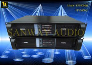 Fp14000 Bass Power Amplifier Audio System pictures & photos