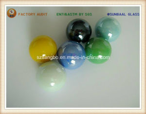 Opaque Color Glass Marble Ball pictures & photos