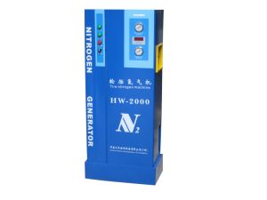 HW-2000 Car Use Tyre Nitrogen Inflator Machine pictures & photos