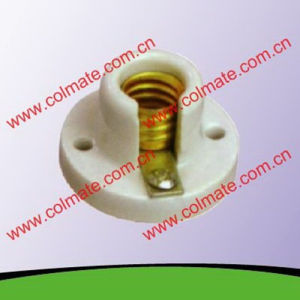 High Quality E12 Ceramic Lamp Socket with UL Approved pictures & photos