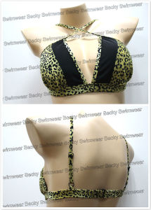 Extremely Sexy Leopard Print Ladies Bikini