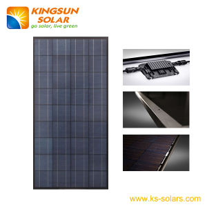 130W-150W Polycrystalline Silicon Solar Panel pictures & photos