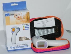 Non Contact Infrared Digital Forehead Thermometer pictures & photos