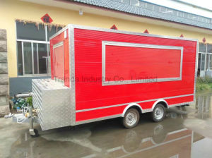 Sushi Selling Mobile Food Trailer pictures & photos