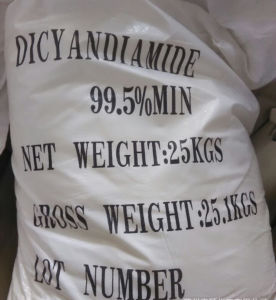 DCD Dicyandiamide 99.5%min solid manufacturer pictures & photos