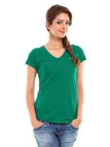 2013 Fashion Cotton Basic Women T Shirt