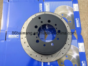 Zinc Plated Brake Rotor pictures & photos