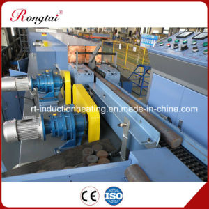 Steel Pipe Induction Heating Furnace pictures & photos