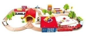 69PCS Wooden Fishing Train Set Toy for Kids pictures & photos