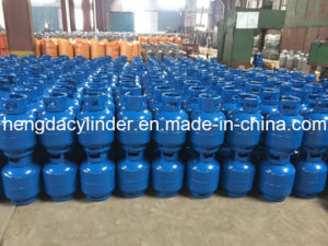 6kg Camping LPG Cylinder for Zimbabwe
