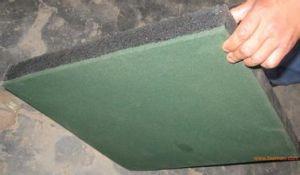 Anti Slip Rubber Mat, Sports Rubber Flooring Mat, Gym Rubber Flooring Mat pictures & photos