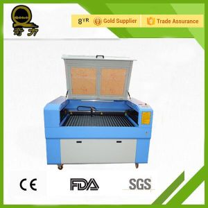 Advanced Technology Laser Engraving Machine 6090 pictures & photos