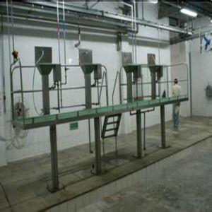 Slaughter Machinery Rail Change Platform pictures & photos